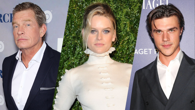 Thomas Haden Church, Alice Eve, Finn Wittrock to Star in Comedy Thriller 'Green Olds'